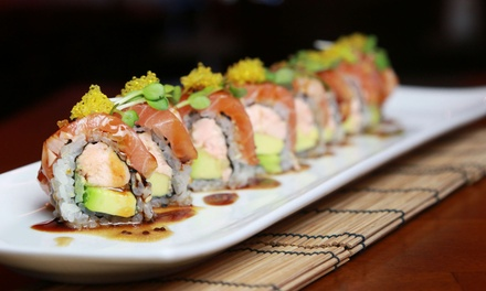 Sushi and Japanese Food for Two and Four at MoMo Sushi (Up to 50% Off)