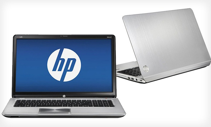 """HP Envy 17.3"""" Laptop (dv7-7323cl): $499.99 for an HP Envy 17.3"""" Laptop (Manufacturer Refurbished) ($779.99 List Price). Free Shipping and Returns."""