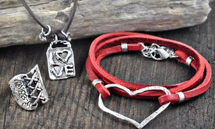 Island Cowgirl Jewelry - Huntington Beach: Handmade Jewelry from Island Cowgirl Jewelry (Half Off). Two Options Available.