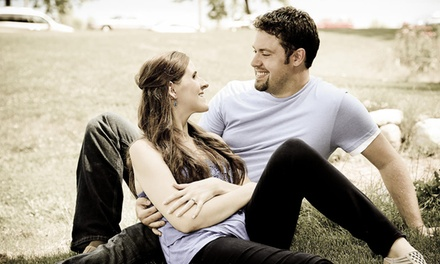 Platinum, Gold, or Silver Engagement Photo Package from Precious Foto by Ali Khan (Up to 60% Off)