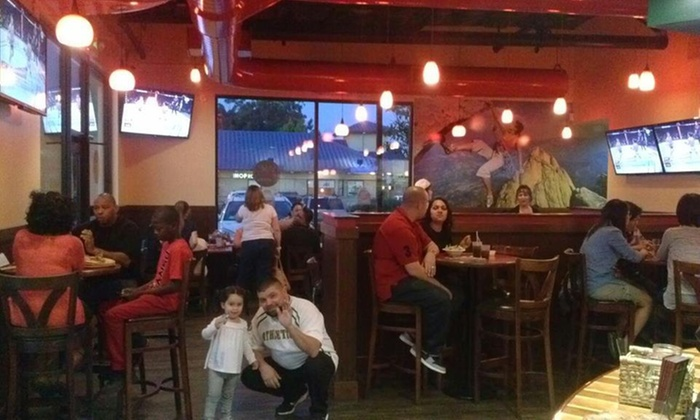 Extreme Pizza (Newark) - Newark: $12 for $20 Worth of Pizza, Calzones, Apps and Drinks at Extreme Pizza (Newark)
