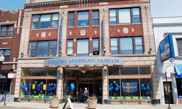 Swedish American Museum - Edgewater: Visit for Two, Four, or an Entire Family to the Swedish American Museum (50% Off)