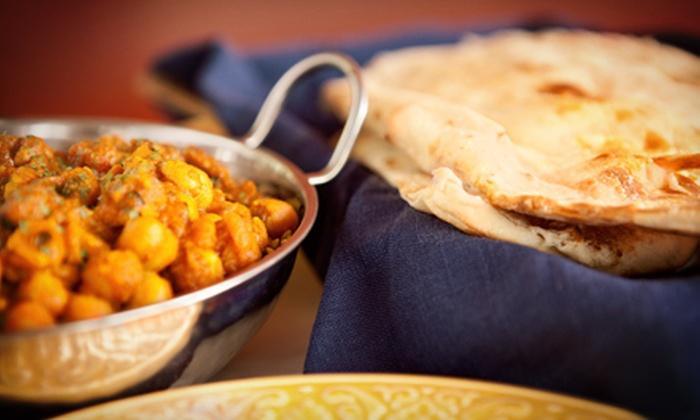 Da India Curry House - Da India Curry House: C$16.50 for $30 Worth of Indian Cuisine at Da India Curry House