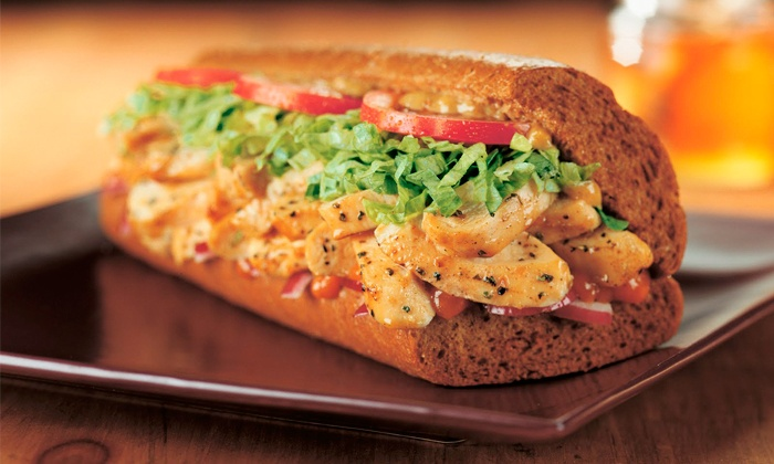 Quiznos - Craig Street - Pittsburgh: $11 for Two Groupons, Each Good for $10 Worth of Deli Food at Quiznos ($20 Value)