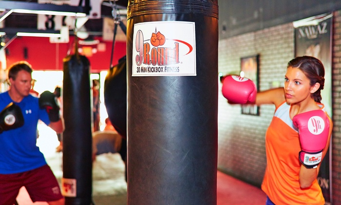 9 Round - Columbia: One Month Unlimited Membership at 9 Round (Up to 49% Off)