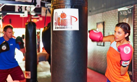 One-, Three-, or Six-Month Unlimited Membership at 9 Round (Up to 54% Off)