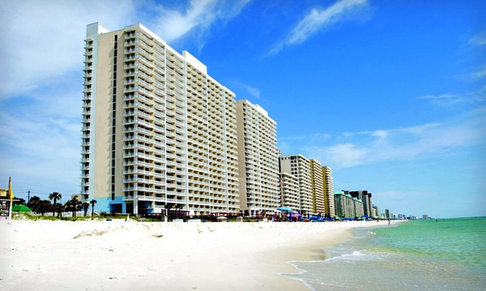 The Majestic Beach Resort - Panama City Beach, FL: Stay at The Majestic Beach Resort in Panama City Beach, FL, with Dates into February