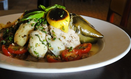$20 for $40 Worth of Spanish-Italian-Mediterranean Fusion Food at Merche!