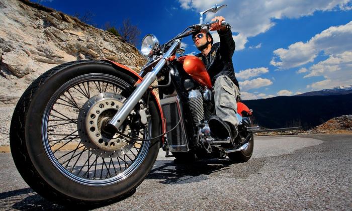 Motorcycle Course Or Rental Iron Steed Harley Davidson Groupon