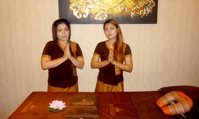 Sukho Thai Spa Deals