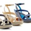 Wendy-19 Wedge Sandals