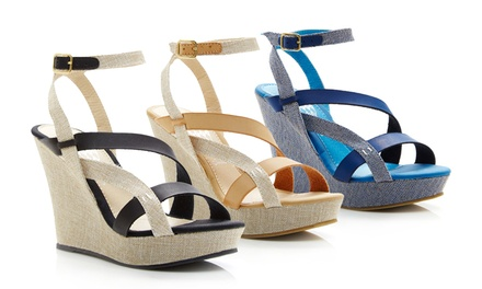 Jacobies Wendy-19 Wedge Sandals | Brought to You by ideel