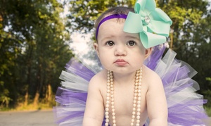 Michael & Rhi Photography: 60-Minute Outdoor Photo Shoot from Michael & Rhi Photography (70% Off)
