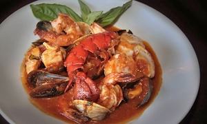 Up to 45% Off Italian Meals at Couco Pazzo at Couco Pazzo, plus 9.0% Cash Back from Ebates.