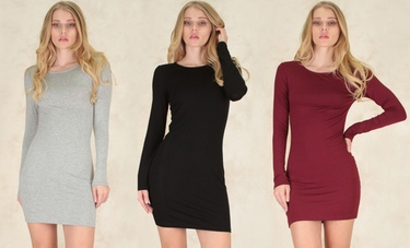 Lyss Loo Long Sleeve Dress