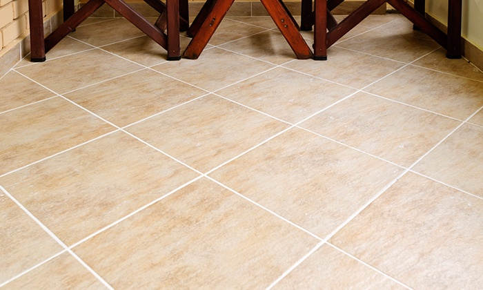 SteamPro Carpet Care - Reno: Tile and Grout Cleaning for Up to 250 or 500 Square Feet from SteamPro Carpet Care (57% Off)