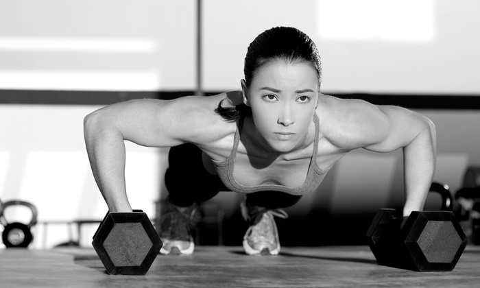 Crossfit Code 4 - Camarillo: 10 or 15 CrossFit Classes at CrossFit Code 4 (Up to 88% Off)