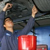 83% Off Auto-Maintenance Punch Card
