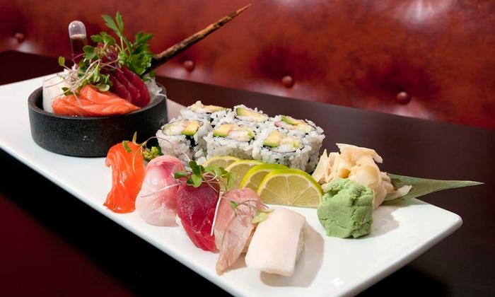 Sakana Sushi & Asian Bistro - Highland: Asian Cuisine for Lunch or Dinner at Sakana Sushi & Asian Bistro (Up to 50% Off)