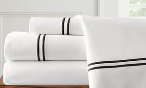 1,000tc Italian Hotel Collection Egyptian Cotton-blend Sheet Set From $59.99��$64.99