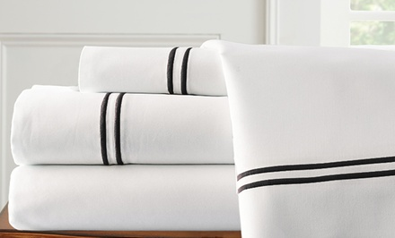 1,000TC Italian Hotel Collection Egyptian Cotton Sheet Set from $59.99–$64.99