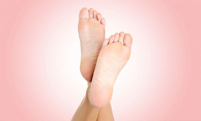 image for Feet Conditioning Treatment for £29 at Pedicure Plus (61% Off)