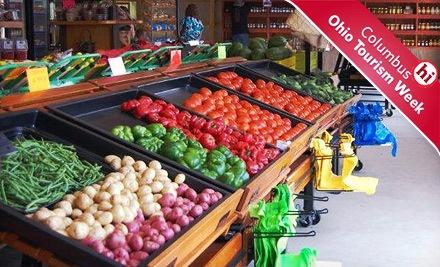 $10 Groupon to Summit Ridge Farm Market - Summit Ridge Farm Market in Reynoldsburg