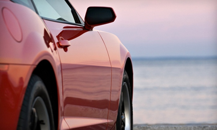 Tint World - Cary: Detailing Services for a Car, or SUV, Van, or Truck (Half Off), Plus $100 Off Ultimate Tint Package at Tint World