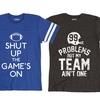 Men's Clearance Football T-Shirts