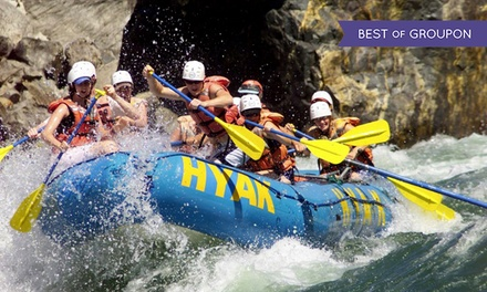 Fantasy Island Two-Day Rafting Getaway for One, Two, or Four from Hyak River Rafting (Up to 47% Off)