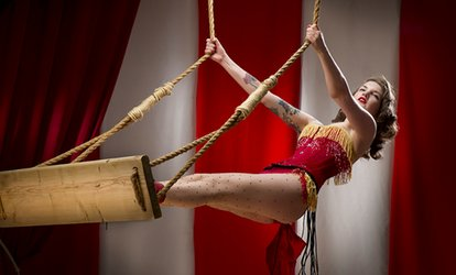 image for John Lawson's Circus, 16 March - 1 April, Four Locations (Up to 25% Off)