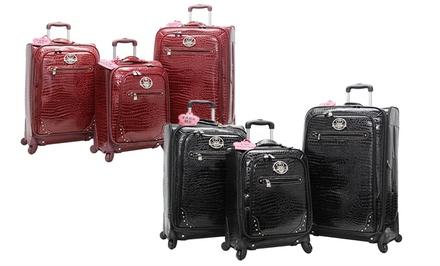 Kathy Van Zeeland Classics Luggage Pieces