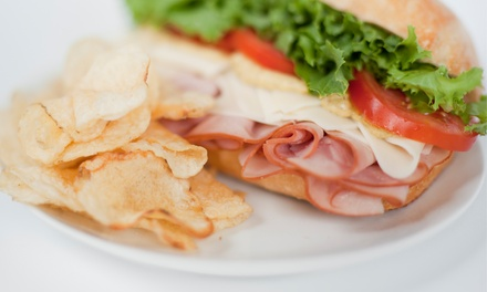 Café Food at Cap's Country Market & Deli (50% Off). Three Options Available.