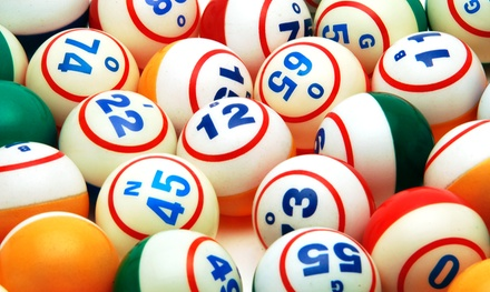 20 Games of Bingo at the Arizona American Italian Club (Up to 44% Off)