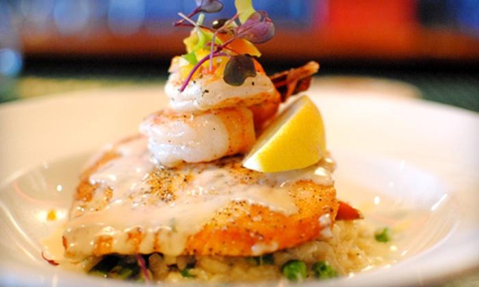 Establishment Lounge - Vancouver: International Tapas Cuisine at Establishment Lounge (Half Off). Two Options Available.