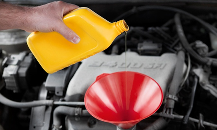 Merlin Motors - Woodfords Corner,Oakdale: One or Three Standard or Synthetic Oil Changes with Inspections at Merlin Motors (Up to 67% Off)