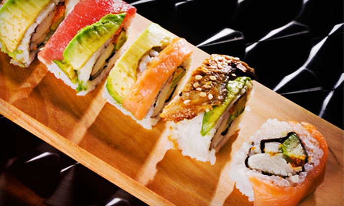 Sushi Unlimited - Multiple Locations: $15 for $30 Worth of Sushi and Japanese Food at Sushi Unlimited
