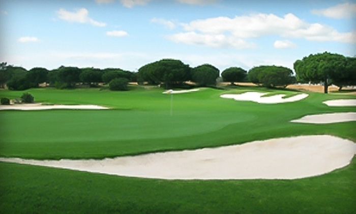 Twin Wells Golf Club - Irving: 18-Hole Outing for Two or Four with Range Balls, Greens Fees, Carts, and Hot Dogs at Twin Wells Golf Club (Up to 56% Off)