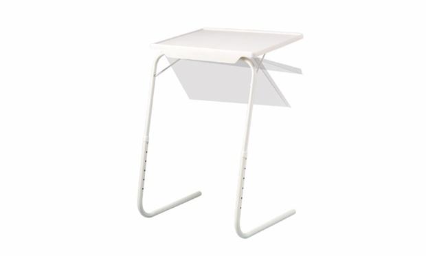 Table d 39 appoint pliable objet moderne - Console pliante pour tablette rabattable ...