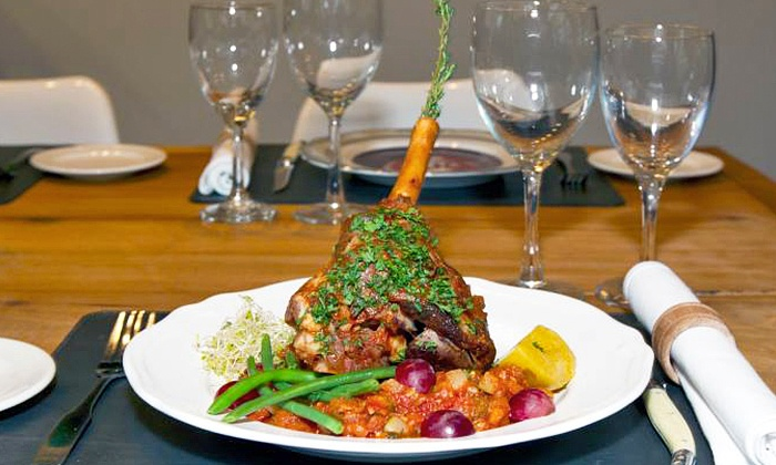 Chéri - Harlem: $45 for $80 Worth of Upscale French Cuisine in a Romantic Brownstone at Chéri