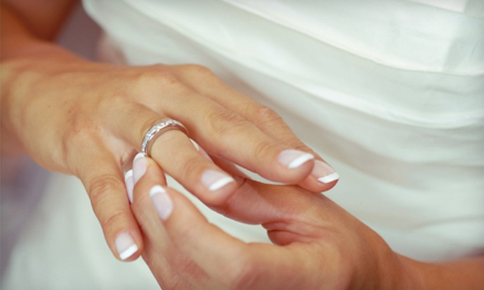 Young, Hip & Married - Mt. Pleasant: $99 for Marriage Legalization/Elopement Package from Young, Hip & Married ($247 Value)