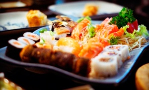 Half Off at I Sushi & Teppan