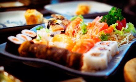 $15 for $30 Worth of Sushi and Teppanyaki at I Sushi & Teppan