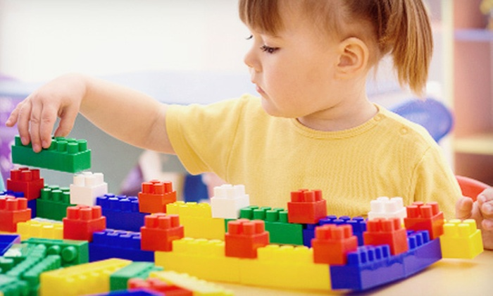 $87 for a Week of Kids' Lego-Themed Summer Day Camps at Bricks 4 Kidz ($175 Value). 14 Options Available.