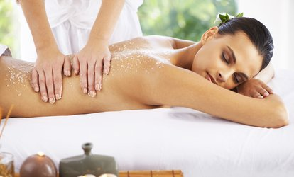 image for Back, Neck and Shoulder Massage, Deep Cleansing Facial or Both at Almondbury Laser Treatment Clinic (Up to 60% Off)*