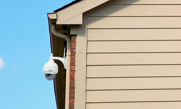 Foscam Wireless Outdoor Pan/Tilt IP Surveillance Camera (FI8919W): Foscam Wireless Outdoor Pan/Tilt IP Surveillance Camera with Night Vision and Motion Detection (FI8919W).