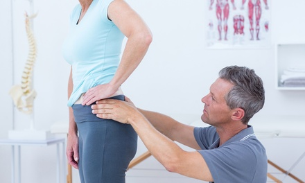 One or Two Chiropractic Visits with One 60-Minute Massage at Advanced Chiropractic and Rehab (82% Off)