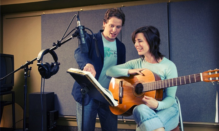12 String Studios - College Park East: Four Guitar, Piano, or Voice Lessons at 12 String Studios (61% Off)