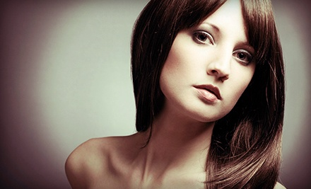 Haircut, Scalp Treatment, or Keratin Treatment Packages from Ana Rocha at JENNY PALMA Beauty & Body Care (Up to 72% Off)