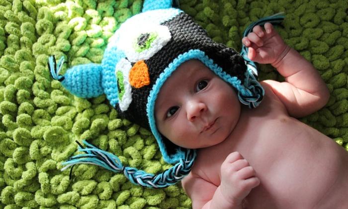 La Vida Design Inc. - Regina: Family Photo-Shoot or Newborn or Baby Photo-Shoot Package at La Vida Design Inc. (Up to 60% Off)